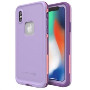 Fre Case for iPhone X